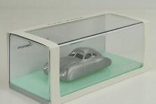 1939 Porsche Type 64 Polished Skulpture Parigi Roma Diecast 1:43 Truescale Museo