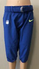 Men's Nike NFL On-Field 2017 Pro Bowl NFC Football Pants Size 40 Blue With Belt