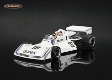 Surtees TS19 Cosworth V8 F1 Durex 5° GP England 1976 Alan Jones Spark Model 1:43