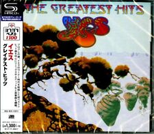 YES-YES : THE GREATEST HITS-JAPAN SHM-CD C41