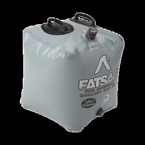 FATSAC Brick Fat Sac Ballast Bag - 155lbs - Gray W702-GRAY