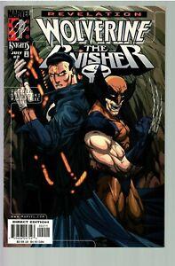 Wolverine-Punisher Revelation #2 1999 VF+ (Marvel)