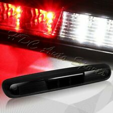 For 2007-2013 Silverado/Sierra Black/Smoke Lens LED 3RD Brake Light W/Cargo Lamp