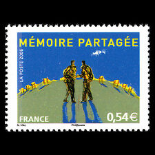 France 2006 - Shared Memory - Sc 3260 MNH
