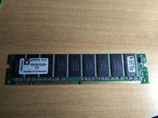 256 MB SDRAM PC133 KINGSTON KVR133X72C2/256 PER PC E Desktop