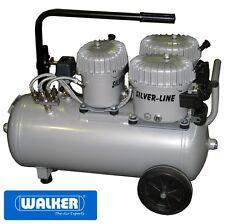 PLANET-AIR (ehem. JUN-AIR) Kompressor Modell L-S150-50 - sehr leise nur 50dB(A)