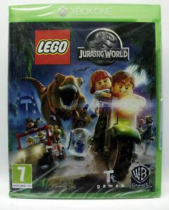 LEGO JURASSIC WORLD WB GAMES XBOX ONE GIOCO NUOVO NEW PAL ITA FR1 75615