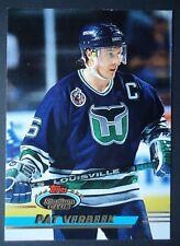 NHL 36 Pat Verbeek Hartford homos STADIUM CLUB 1993/94