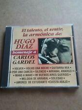HUGO DIAZ HOMENAJE A CARLOS GARDEL MUSIC FROM ARGENTINA CD