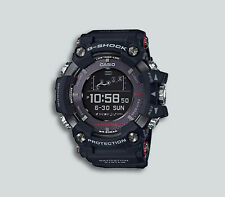 Authentic Men's G-Shock Casio Rangeman Solar Gps Navigation Watch Gpr-B1000-1
