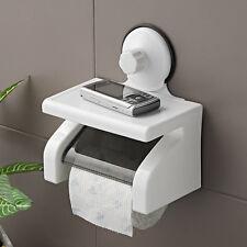 ROTOLO di carta igienica titolare di carta LOO BAGNO CON MENSOLA Grip scution Titolare Mobile s006