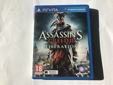 PSP Assassins Creed III Liberation - PSP