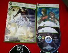 Infinite Undiscovery ~ Xbox 360 VGC getestet und arbeiten Spaß Rollenspiel
