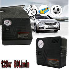 Mini Kompressor 12 Volt 120L/min Druckluft Auto Elektrische Luftpumpe Pumpe KFZ