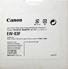 Canon EW-83F Lens Hood for Ef 24~70mm F2.8L USM Genuine