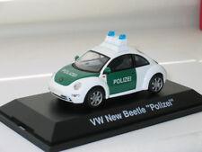 Volkswagen New Beetle Polizei Schüco 04537 Police model in 1/43