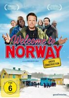 WELCOME TO NORWAY - CHRISTIANSEN,ANDERS BAASMO/DAZI,SLIMANE/+  DVD NEU