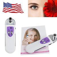【USA】Portable Ultrasonic Laser Eye Wrinkle Remove Galvanic Skin Tightening TOOL