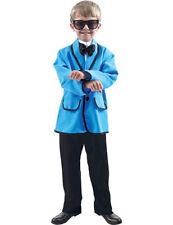 Déguisements costumes bleu pour garçon