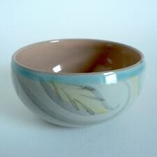 DENBY POTTERY - PEASANT WARE - LARGE OPEN SUGAR BOWL - PERFECT VINTAGE TABLEWARE