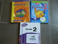Abeka Homeschool Grade 2 Video Manual W/ Arithmetic & Language Teacher Keys