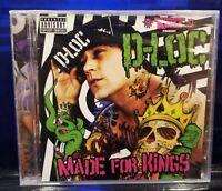 D-Loc - Made For Kings CD SEALED kottonmouth kings kmk saint dog 2010 judge d