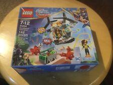 NIB Lego 41234.  Super Hero Girls.  Bumblebee Helicopter.  CARTON 13.