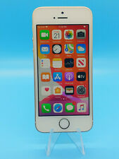 Apple iPhone SE - 32GB - Gold (Unlocked) A1662 (CDMA + GSM) iOS LTE Grade A
