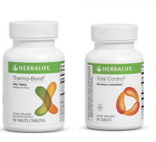 HERBALIFE Total Control + Thermo-Bond 90 tablets