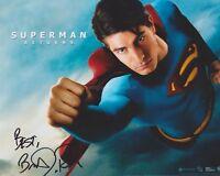 Brandon Routh HAND Signed 8x10 Photo, Autograph, Superman Returns (D)