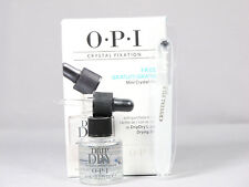 Opi Drip Dry with Dropper .3oz / 9ml Free Mini Crystal File Nail