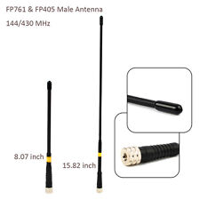 SMA-Male Antenna For Wouxun KG-UV6D/8D BAOFENG UV-3R PUXING PX-2R TYT TH-F8/F7