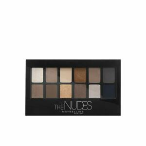 Maybelline The Nudes Eye Shadow Palette 01