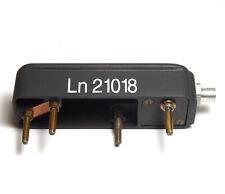 """Antennen-Stecker Ln 21081 für Empfänger Telefunken E52 """"Köln"""", Reproduktion"""
