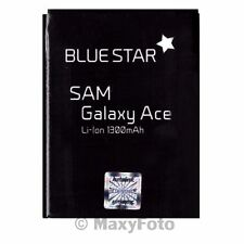 BATTERIA ORIGINALE BLUE STAR 1300mAh LITIO PER SAMSUNG  WAVE M S7250