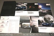 2015 BMW M5 SEDAN OWNERS MANUAL - SET Nice!!!