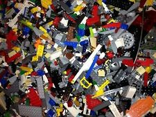 / Lot Of 200 Random Lego Pieces/ Bricks Lb / Mixed Colors/ 200X / Clean LEGOS