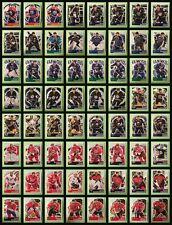 Choose 3 Non-Foil /250 Finish 13-14 Panini Hockey Sticker NHL 2013-14 set