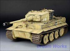 Award Winner Built Trumpeter/WSN 1:16 R/C & Static Tiger Heavy Tank