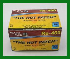 """Blackjack Tire Repair Replacement Plug 4"""" Large Diameter Refills 60 per box"""