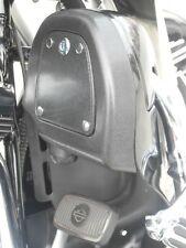 Mutazu Lockable Lower Vented Fairing Kit w/ Mounting Hardware for Harley touring