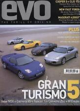 EVO MAGAZINE - Issue 043 May 2002