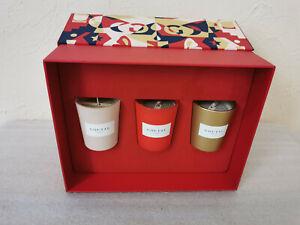 Annick Goutal - Coffret 3x Bougies de 70g - Neuves - AUTHENTIQUE