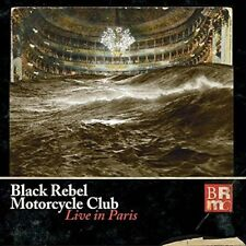 BLACK REBEL MOTORCYCLE CLUB Live In Paris Limited Edition vinyl 3xLP + DVD NEW