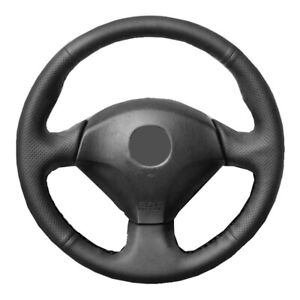 DIY Car Steering Wheel Cover For Honda S2000 2000-2008 Civic Si Acura RSX Type-S
