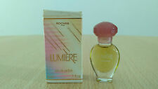 Rochas Lumiere EDP 3 ml Miniature Mini Perfume for Women VINTAGE RARE