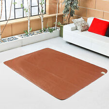 Electric Heating Pad Heater Warmer Mat Bed Blanket Small Homeware Warm Hot are