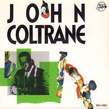 JOHN COLTRANE - ARTISTRY IN JAZZ (ULTRA RARE 1987 JAZZ CD JAPAN)