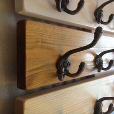 Wooden Wall-Mounted Coat Racks