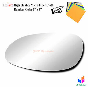 NEW for 97-05 CENTURY 97-04 REGAL 98-02 INTRIGUE Driver Side Mirror Glass #2715